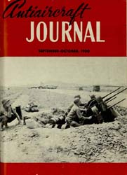 Antiaircraft Journal : September-October... Volume 93, Issue 5 by Brady, Colonel W. I.