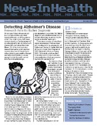 National Institutes of Health (Nih) News... Volume January 2006 ; Detecting Alzheimer's Disease by Wein, Harrison