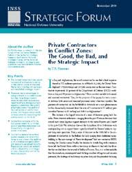 Center for Strategic Research (Csr) Stra... Volume Strategic Forum 260 by Hammes, T. X.