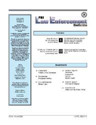 Fbi Law Enforcement Bulletin : April 200... by Zipper, Paul