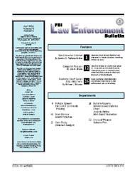 Fbi Law Enforcement Bulletin : April 200... by Terhune-Bickler, Sandra