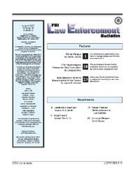 Fbi Law Enforcement Bulletin : August 20... by Lindsey, Dennis