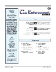 Fbi Law Enforcement Bulletin : August 20... by Finn, Peter