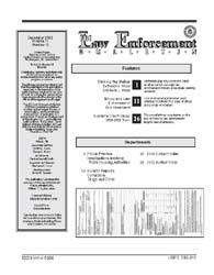 Fbi Law Enforcement Bulletin : December ... by Wood, Robert