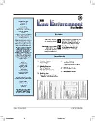 Fbi Law Enforcement Bulletin : December ... by Allender, David