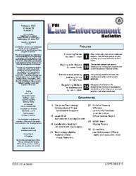 Fbi Law Enforcement Bulletin : February ... by Olson, Dean