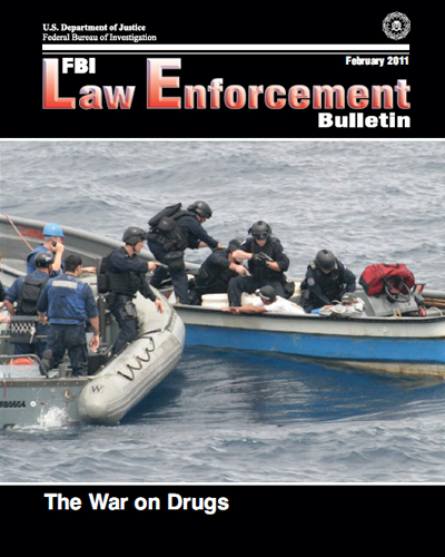 Fbi Law Enforcement Bulletin, February 2... by Thomas, Kelly