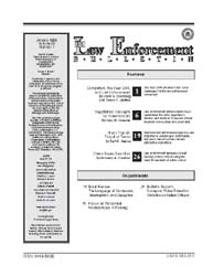 Fbi Law Enforcement Bulletin : January 1... by Eisenberg, Clyde B.