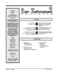 Fbi Law Enforcement Bulletin : July 2003... by Kelly, Sean