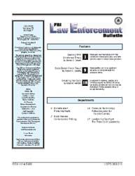 Fbi Law Enforcement Bulletin : July 2006... by Sewell, James