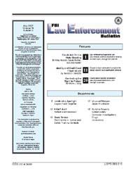 Fbi Law Enforcement Bulletin : May 2007;... by Hannah, Mike
