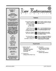Fbi Law Enforcement Bulletin : November ... by Baker, Thomas