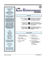 Fbi Law Enforcement Bulletin : November ... by Kanable, Rebecca