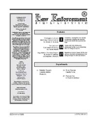 Fbi Law Enforcement Bulletin : October 2... by Sandoval, Vincent