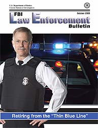 Fbi Law Enforcement Bulletin, October 20... by Peak, Kenneth