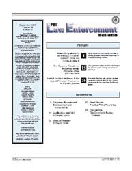 Fbi Law Enforcement Bulletin : September... by Pinnizzoto, Anthony