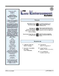 Fbi Law Enforcement Bulletin, September ... by Bradley, Daniel