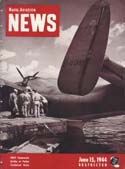 Naval Aviation News : June 15, 1944 Volume June 15, 1944 by U. S. Navy