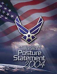 Usaf Posture Statement : 2004 by Roche, James G.