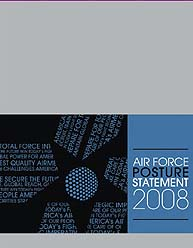 Usaf Posture Statement : 2008 by Wynne, Michael W.