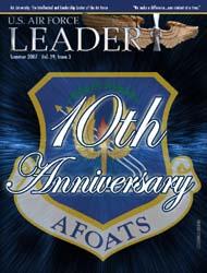 U.S. Air Force Leader : Summer 2007 Volume Summer 2007 by Mccain, John