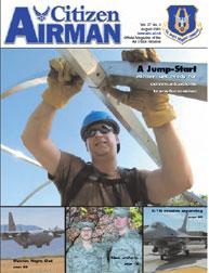 Citizen Airman Magazine; August 2005 Volume 57, Issue 4 by Tyler, Cliff