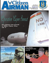 Citizen Airman Magazine; December 2006 Volume 58, Issue 6 by Tyler, Cliff