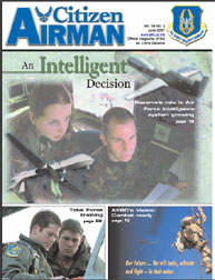 Citizen Airman Magazine; June 2007 Volume 59, Issue 3 by Tyler, Cliff
