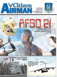 Citizen Airman Magazine; December 2007 Volume 59, Issue 6 by Tyler, Cliff