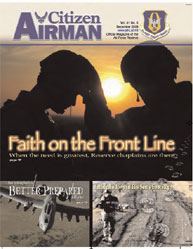 Citizen Airman Magazine; December 2009 Volume 61, Issue 6 by Tyler, Cliff