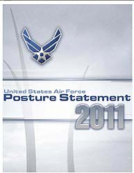 Usaf Posture Statement : 2011 by Schwartz, Norton