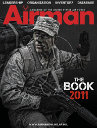 Airman Magazine : The Book 2011 Volume The Book 2011 by Pritchett, James B.