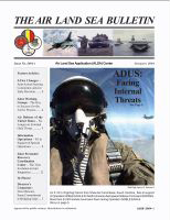 Air Land Sea Bulletin : January 2004 Volume Issue 1 by Waggener, Bea
