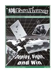The Field Artillery Journal : April 1992 Volume April 1992 by Hollis, Patrecia Slayden