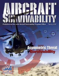 Aircraft Survivability Journal : Fall 20... Volume Fall 2003 by Lindell, Dennis
