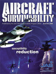 Aircraft Survivability Journal : Fall 20... Volume Fall 2009 by Lindell, Dennis