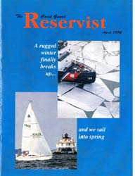 The Reservist Magazine : April 1994 by Kruska, Edward J.