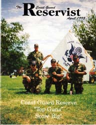 The Reservist Magazine : April 1995 by Kruska, Edward J.