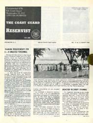 The Reservist Magazine : Volume 10, Issu... by Coast Guard, United States