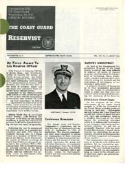 The Reservist Magazine : Volume 9, Issue... by Coast Guard, United States