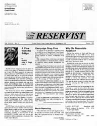 The Reservist Magazine : Volume 37, Issu... by Ruvolo, Jeff