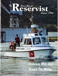 The Reservist Magazine : August 1994 by Kruska, Edward J.