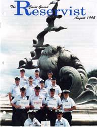 The Reservist Magazine : August 1995 by Kruska, Edward J.