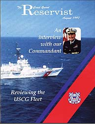 The Reservist Magazine : August 1997 by Kruska, Edward J.
