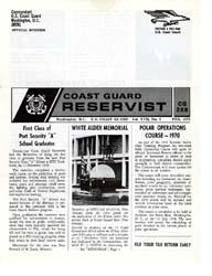 The Reservist Magazine : Volume 18, Issu... by Coast Guard, United States
