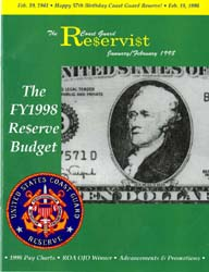 The Reservist Magazine : January - Febru... by Kruska, Edward J.