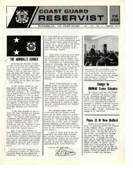 The Reservist Magazine : Volume 20, Issu... by Coast Guard, United States