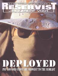 The Reservist Magazine : January 2001 by Kruska, Edward J.
