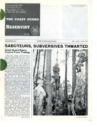 The Reservist Magazine : Volume 11, Issu... by Coast Guard, United States