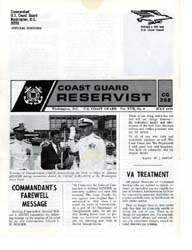 The Reservist Magazine : Volume 18, Issu... by Coast Guard, United States